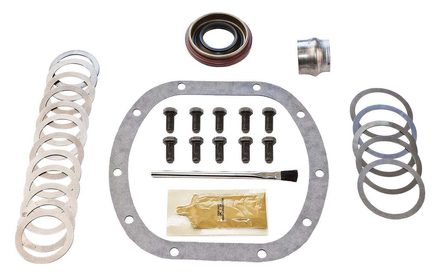 Motive Gear Performance Differential D30IKTJ Motive Gear-Differential Gear Install Kit Differential Gear Install Kit