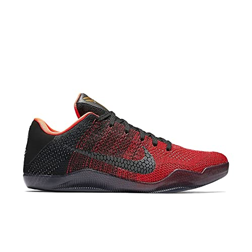 d13e88ab660 Nike Kobe X1 Elite Low Black RED Mens Basketball Shoes  Buy Online at Low  Prices in India - Amazon.in
