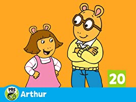 Amazon com: Watch Arthur Season 20 | Prime Video