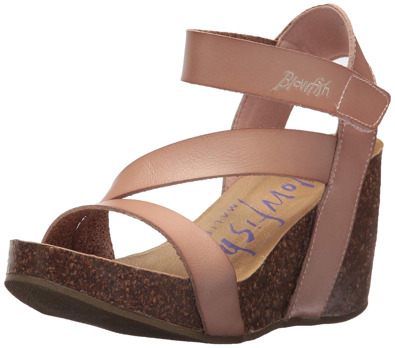 2a24afa608 Amazon.com | Blowfish Malibu Women's Hapuku Wedge Sandal | Platforms &  Wedges