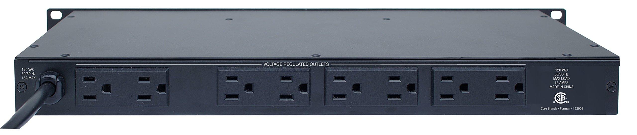 Furman M-8X AR Standard Level Voltage Regulator, Power Conditioner, 120 Volt, 15 Amp by Furman (Image #2)