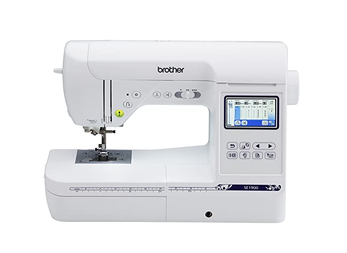 Brother SE1900 Combination Sewing and Embroidery Machine Review