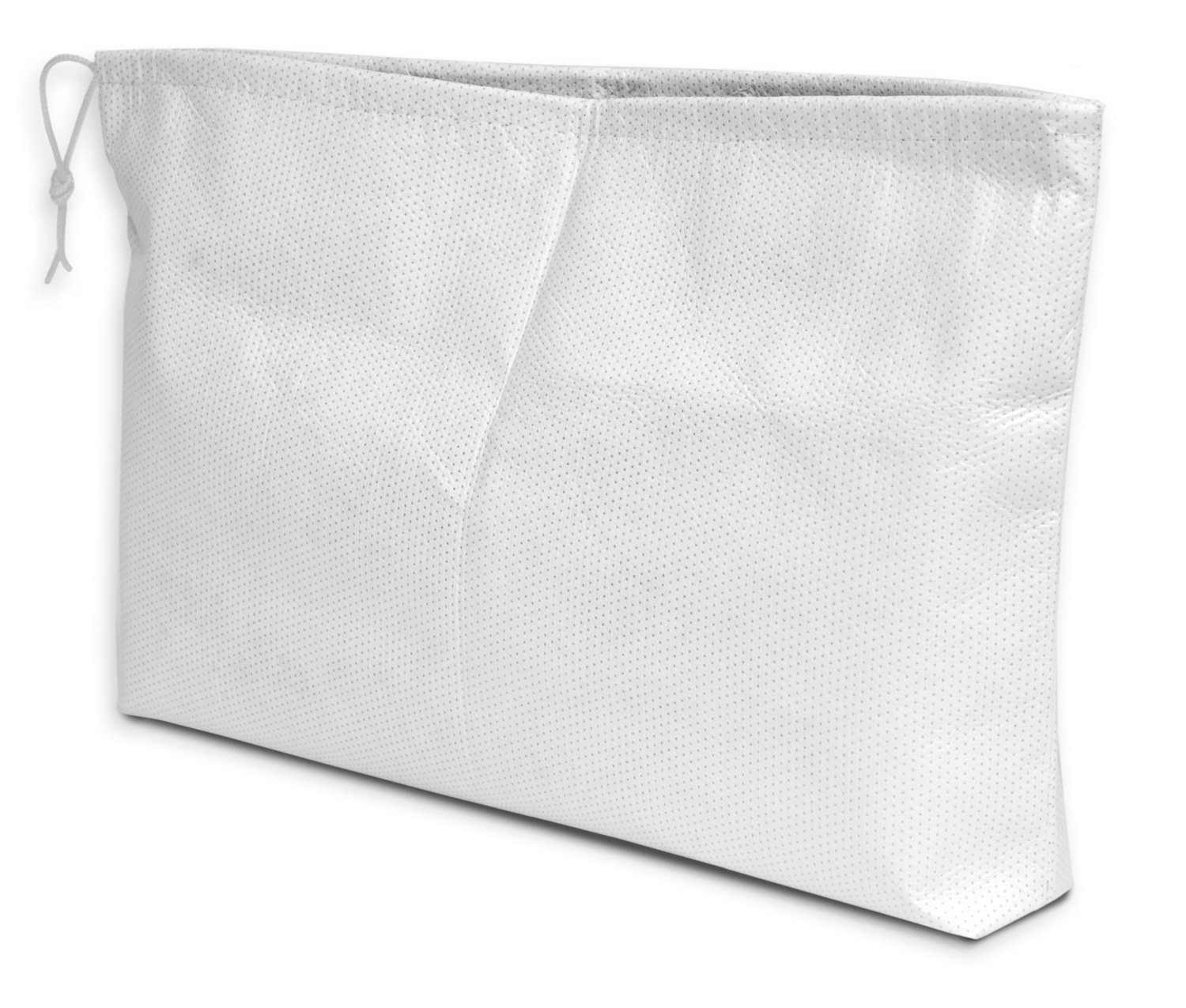 KoverRoos DuPont Tyvek 24204 5-Feet Bench/Glider Cover, 75-Inch Width by 28-Inch Diameter by 37-Inch Height, White by KOVERROOS (Image #2)
