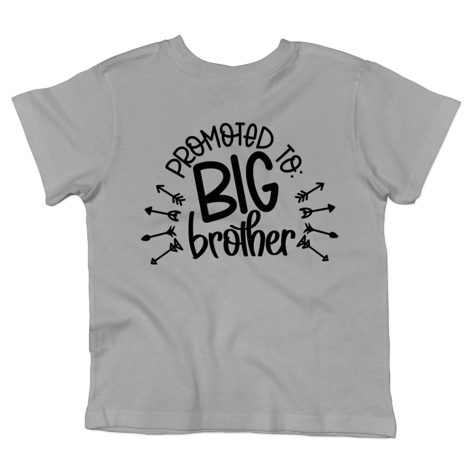 Promoted to Big Brother Announcement Shirt for Boys Big Brother Shirt for Toddler Boys