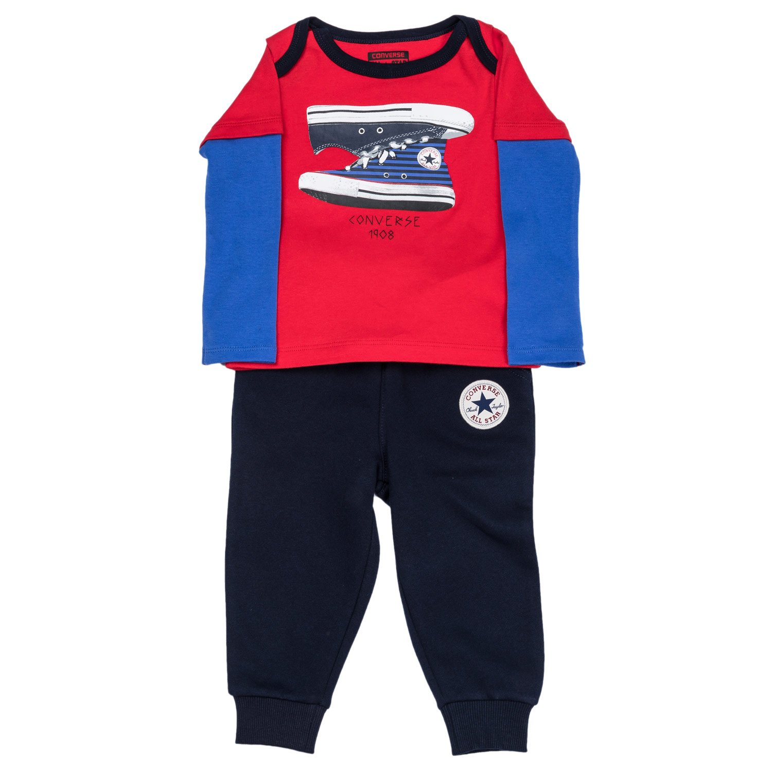Baby Outfits & Clothing Sets Converse Baby Boys Clothing Set