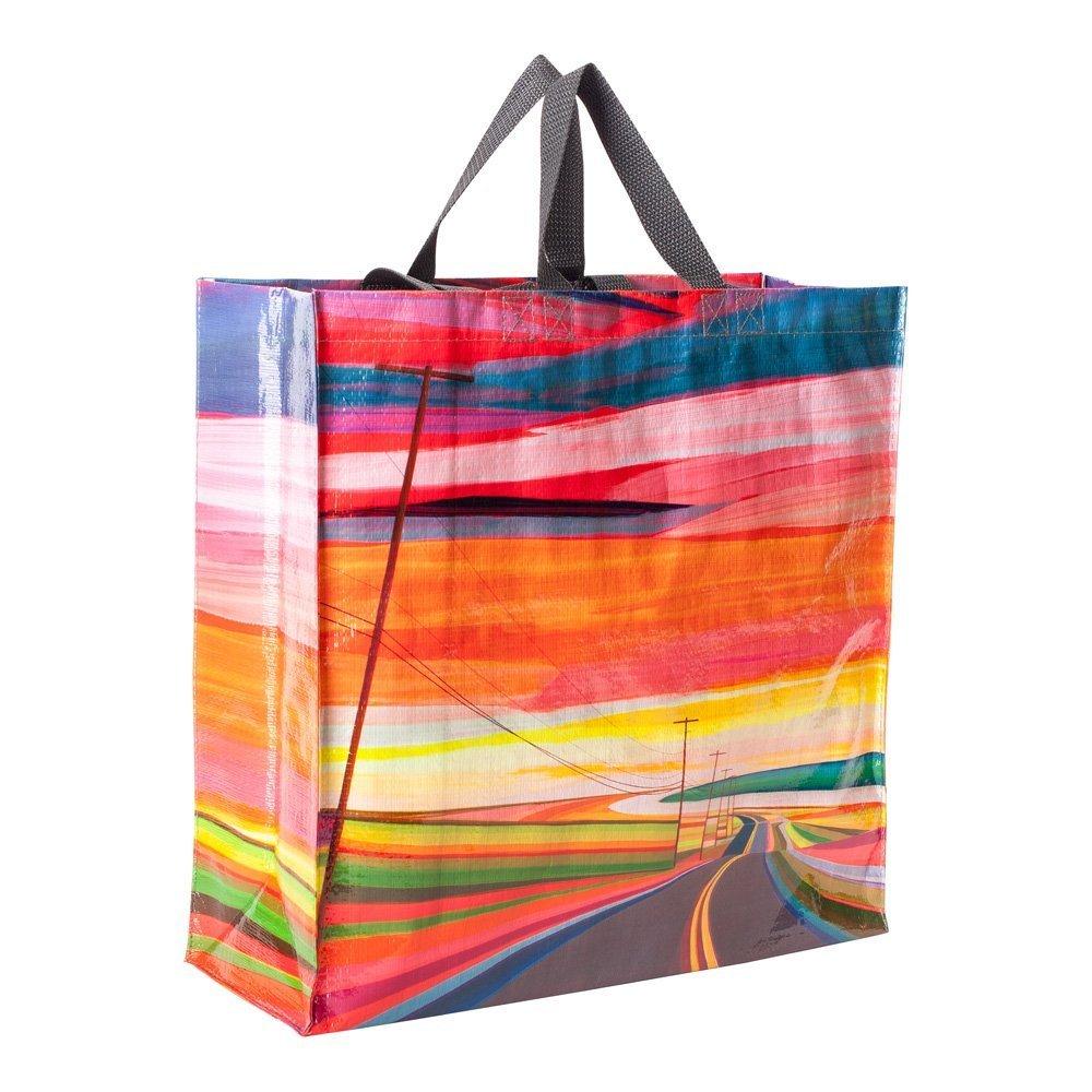 ブルーQバッグ、ショッピング One Size (Hardcode) QA826 B074MHLQMM サンセットハイウェイ(Sunset Highway)-