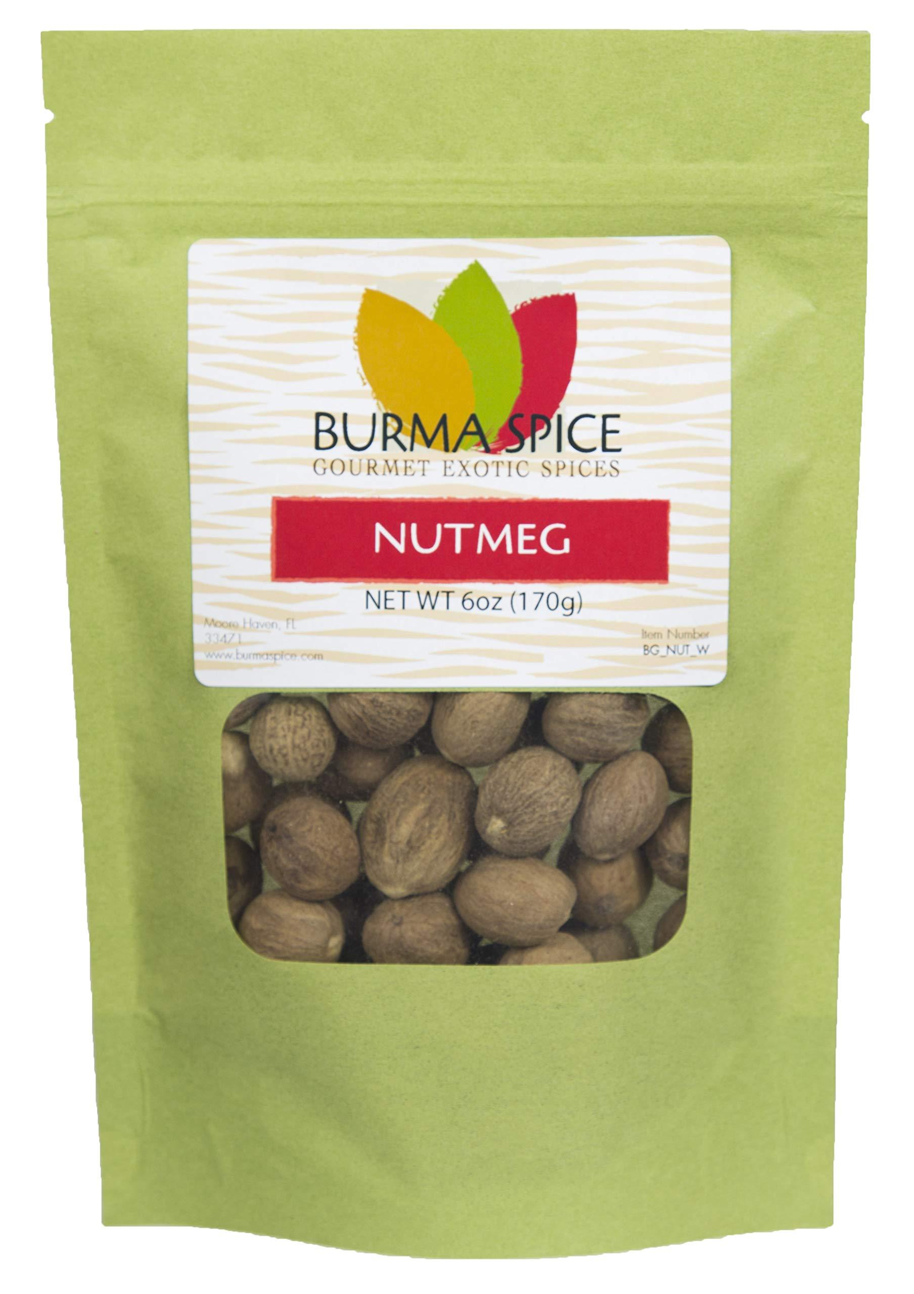 Whole Nutmeg (6oz.)