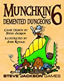 Munchkin 6 – Demented Dungeons