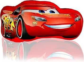 "CARS 10/"" Disney McQueen Jouet Doux Large 10/"""