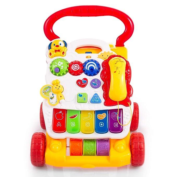 Niño Play kp0513 Andador Juego de unidad/Carro Bebé Walker parte ...