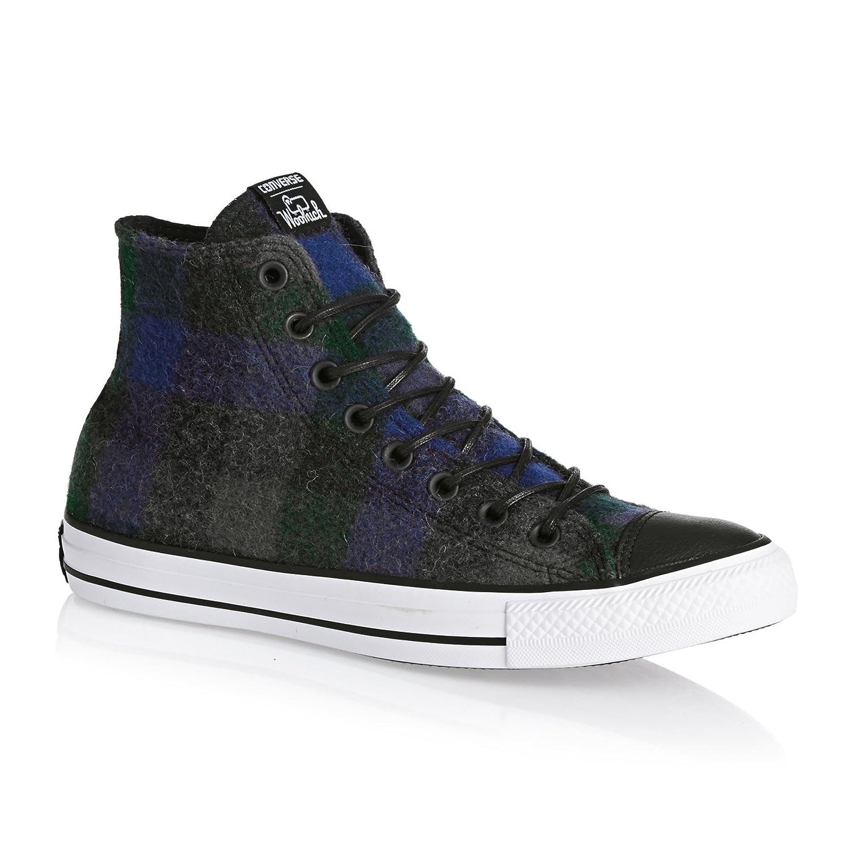 Converse x Woolrich CTAS Chelsee Womens Boot B01MU2QN21 10.5 D(M) US|Dark Charcoal