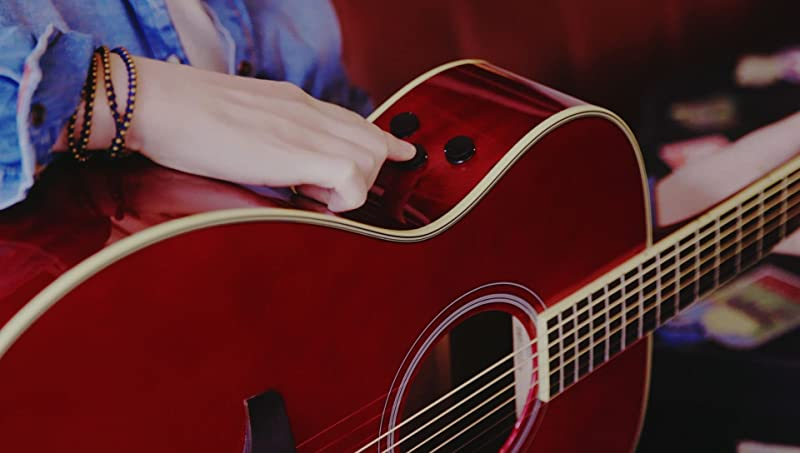 YAMAHA トランスアコースティックギター