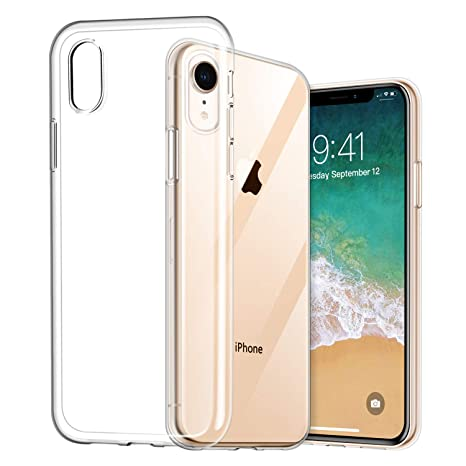 coque iphone xr silicone ultra fine