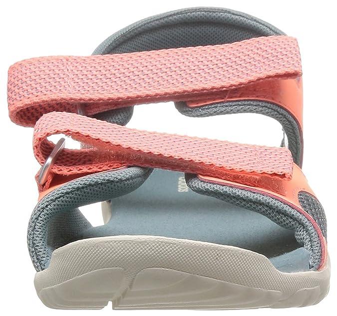 Adidas Sandplay OD, Unisex Kinder Outdoor Fitnessschuhe, Orange (Green  Earth/Chalk