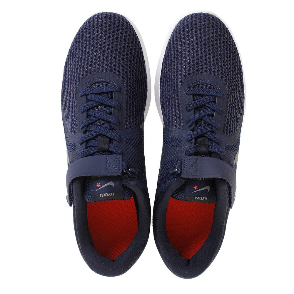 quality design 908a8 5244f Amazon.com | Nike Revolution 4 Flyease Mens Aa1729-400 | Shoes