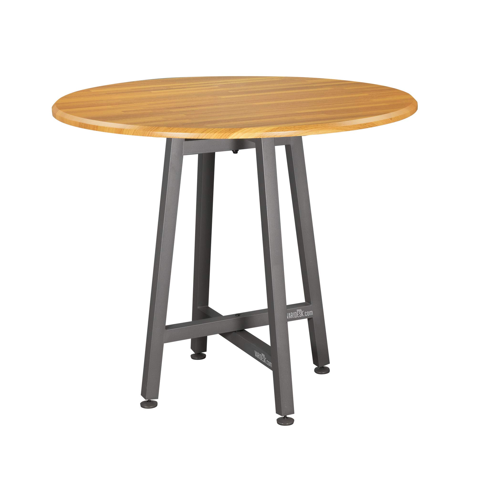 VARIDESK - QuickPro Round Top Conference Table