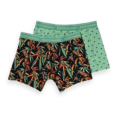 Scotch /& Soda Boys Duo Pack Boxershorts Boxer Shorts