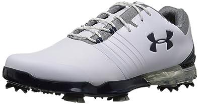 06b7b46ef1c Under Armour Men s Ua Match Play Golf Shoes  Amazon.co.uk  Shoes   Bags
