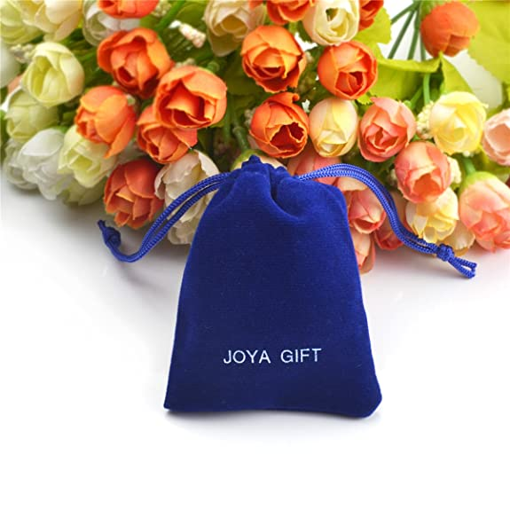 Joya Gift 8MM Natural Gemstone Chakra Buddha Head Stretch Bracelet for Women Men