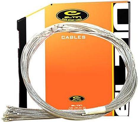 2x Cable de Freno 1800 tipo Pera para Bicicleta Acero Galvanizado ...