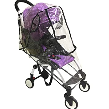 Jeep Tandem Stroller Weather Shield Free Shipping! New