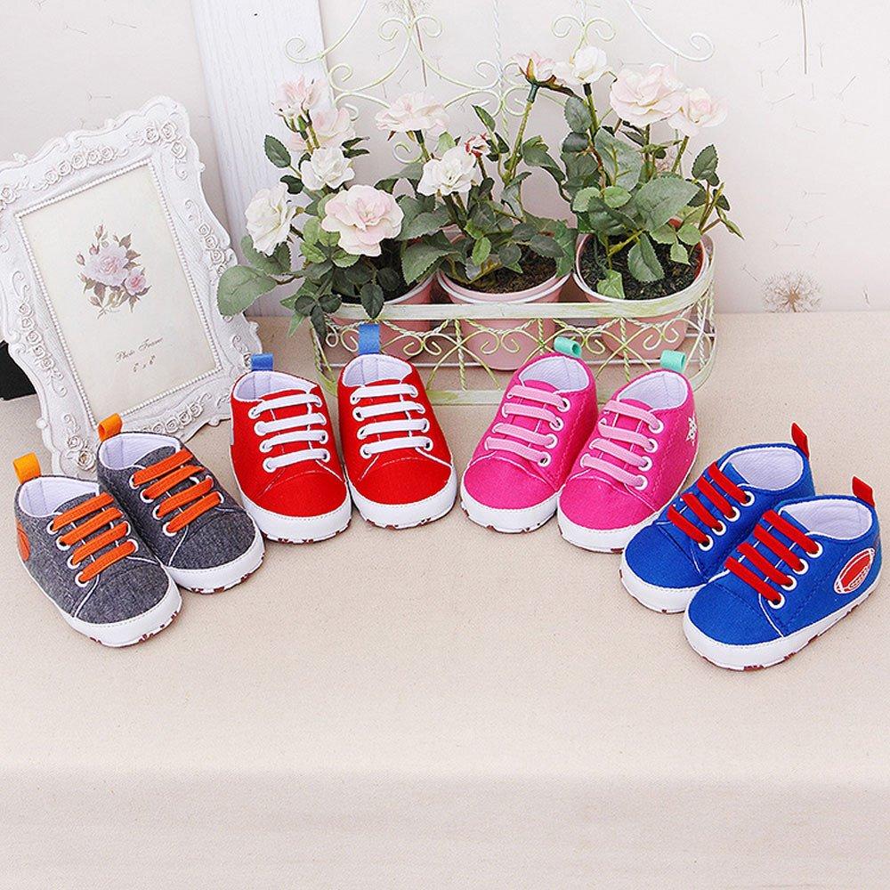 Infant//Toddler Lurryly❤Newborn Infant Baby Cartoon Girls Boys Soft Prewalker Casual Flats Shoes