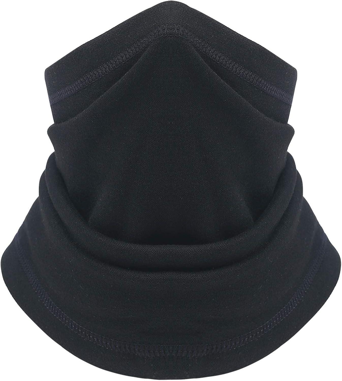 for Men /& Women Winter Neck Warmer Gaiter Ski Mask