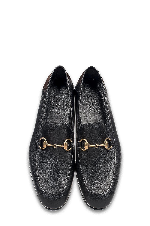 Gucci - Mocasines de Otra Piel para Hombre Negro Negro, Color Negro, Talla 40 EU: Amazon.es: Zapatos y complementos