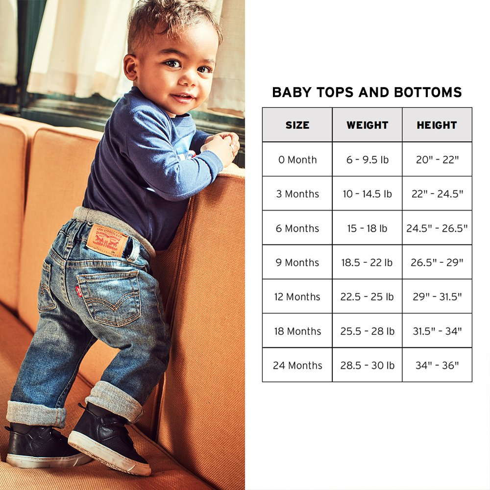 Clothing, Shoes & Accessories Baby & Toddler Clothing Boys Soft Stretchy Denim Jeans Age 12 To 18 Months