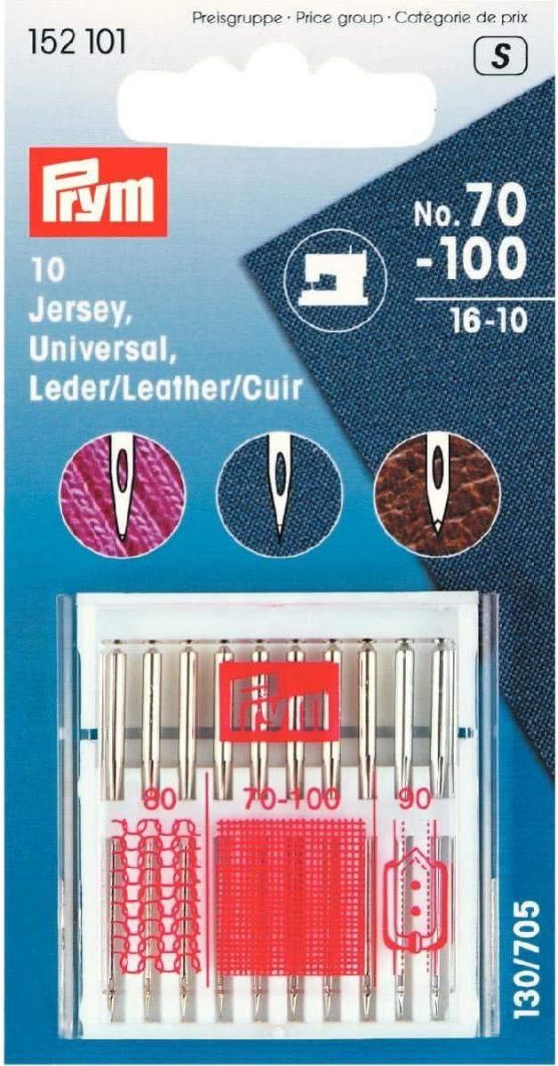 Set di aghi standard pelle per jersey