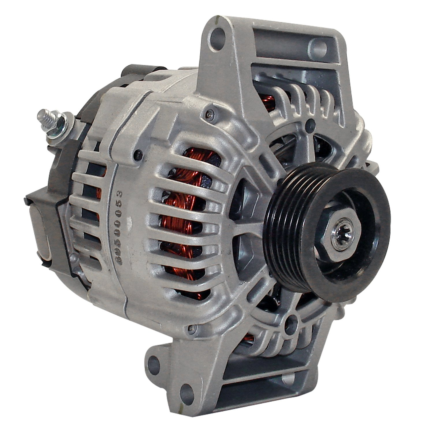ACDelco 334-1468A Professional Alternator, Remanufactured by ACDelco