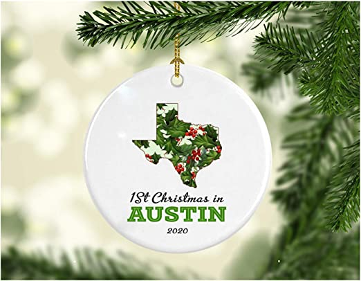 Amazon.com: Christmas Holiday 2020 Ornament Collectible First 1st