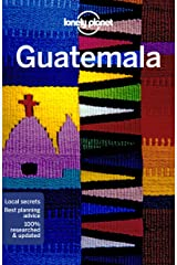 Lonely Planet Guatemala (Travel Guide) Paperback