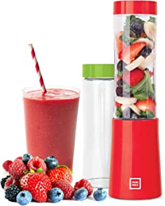Euro Cuisine MM1R Blender, One Size, Red