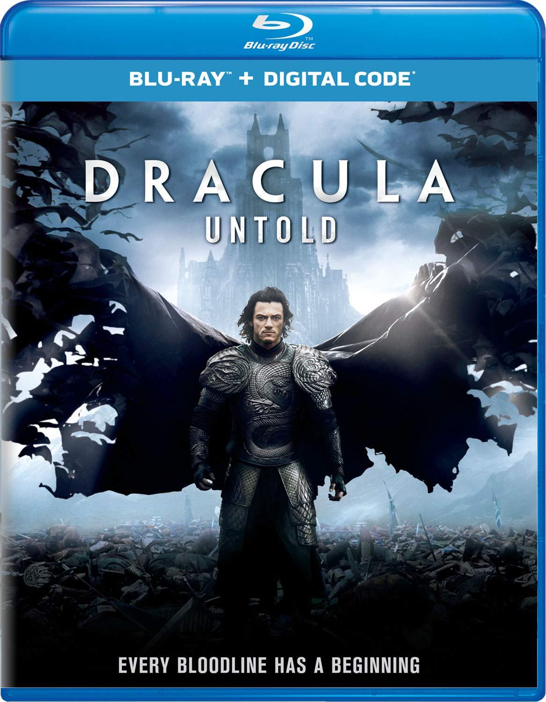 Amazon Com Dracula Untold Blu Ray Luke Evans Dominic Cooper