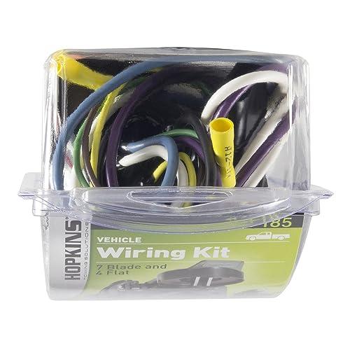 trailer wire harness amazon com hopkins 47185 multi tow adapter