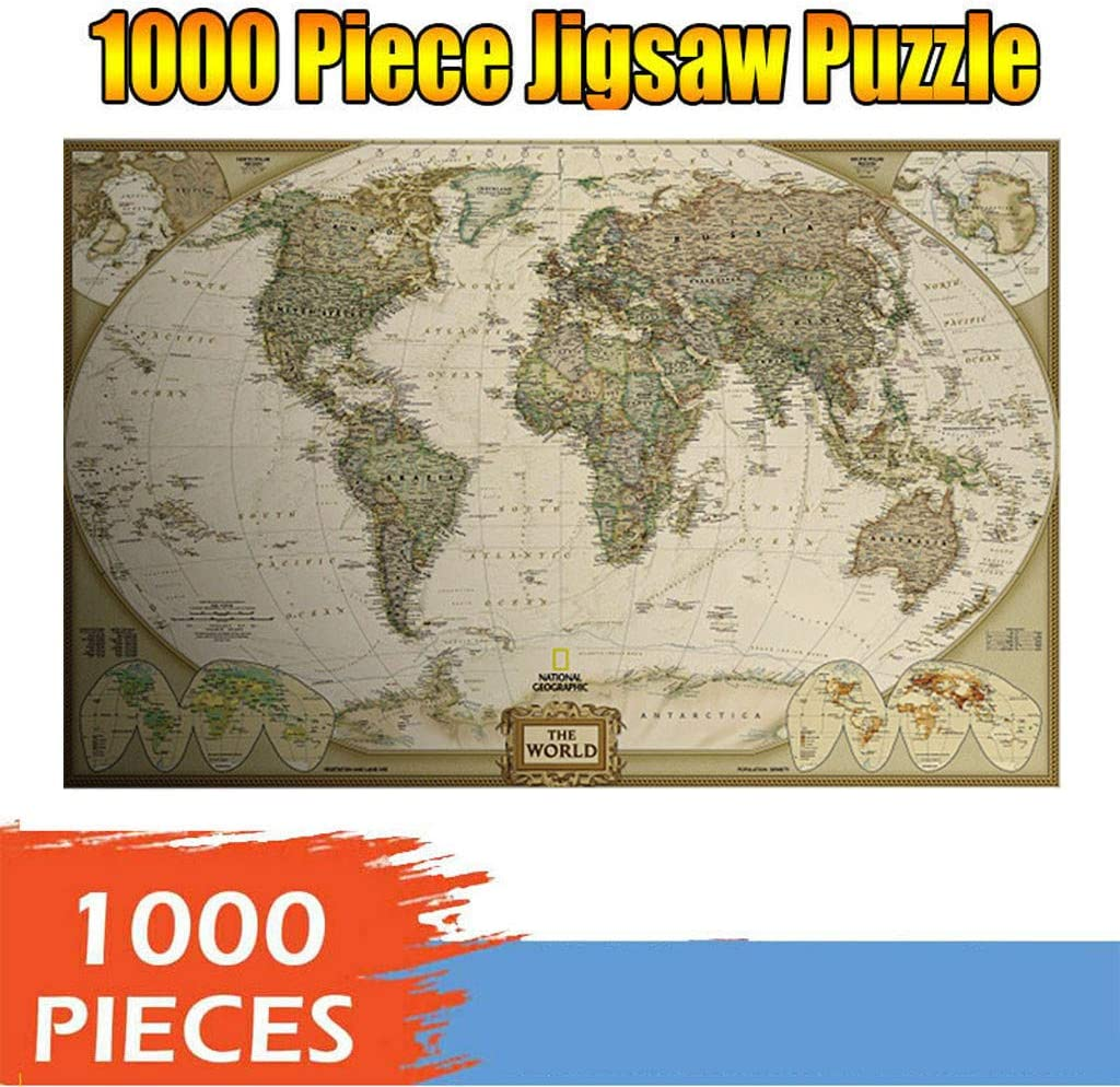 Jigsaw Puzzle 1000 Pieces for Adults, Landscape...