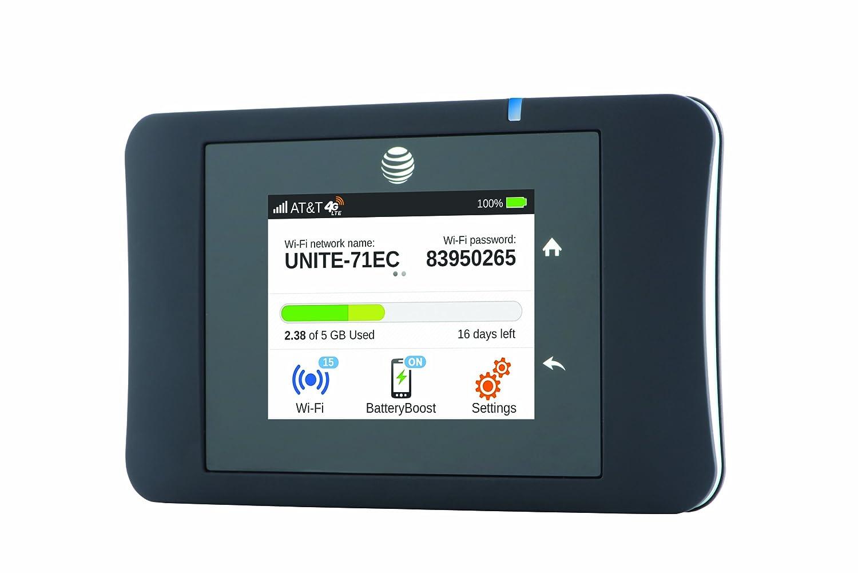 amazon com netgear unite pro 4g lte mobile wifi hotspot gsm rh amazon com AT&T MiFi 2372 AT&T MiFi Admin
