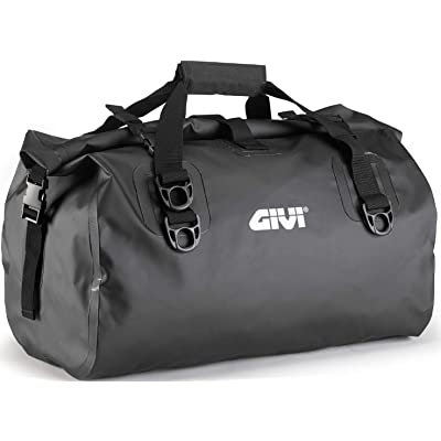 Givi EA115BK Waterproof Duffle/Seat Bag 40 Liters Black: Automotive