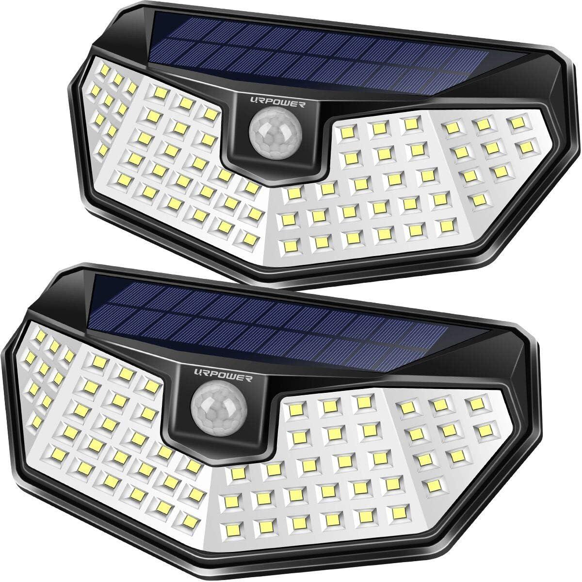 URPOWER solar security lights