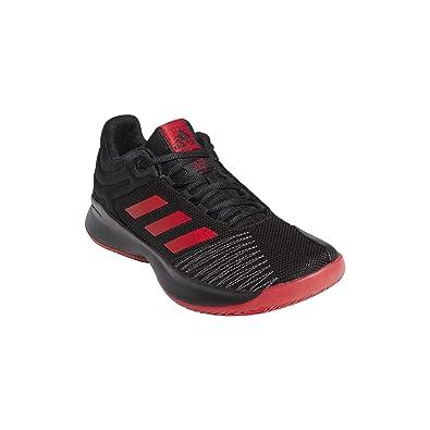 adidas Herren Pro Spark 2018 Low Basketballschuhe: