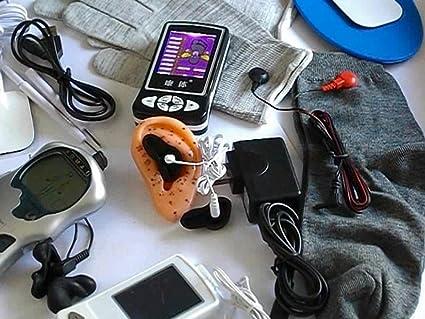 Amazon.com: Pie Diabético y de dispositivos de Gestión de Salud Cuerpo Medicomat-6 Tratamiento completamente automática en el hogar Acupuntura y diabética: ...