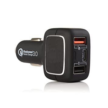 evst Cargador rápido con Qualcomm Quick Charge 3.0 ...
