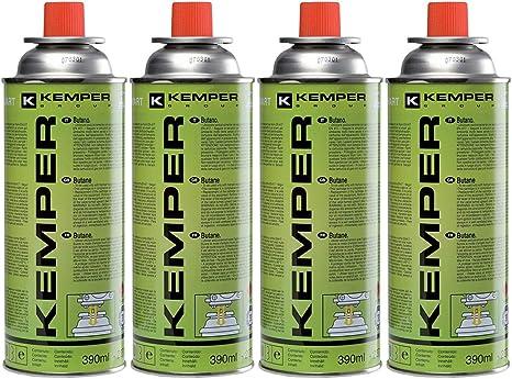 Kemper X 4 CARTUCHO DE GAS BUTANO PARA COCINA GR.227 SMART 577