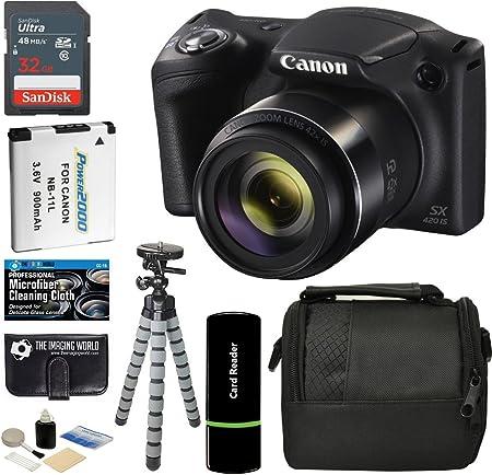 Canon SX420 BK K1 product image 6