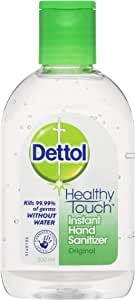 Dettol Healthy Touch Liquid Antibacterial Instant Hand Sanitiser Original 200ml