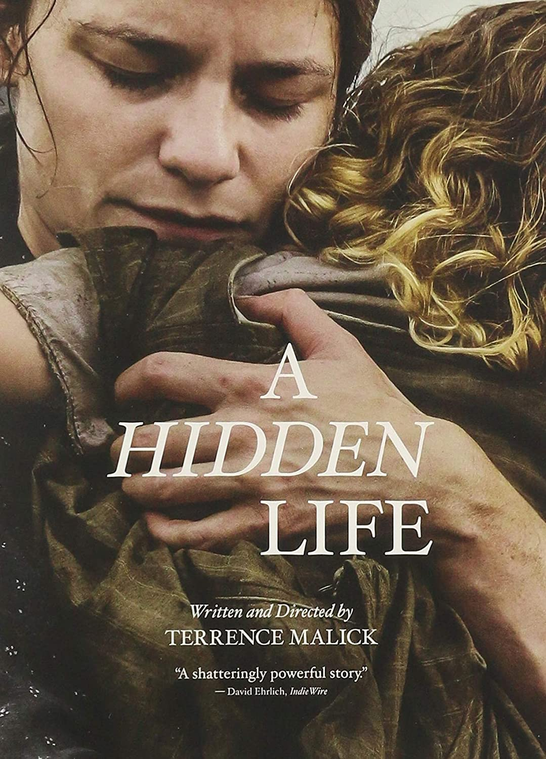 Cover Art for A Hidden Life
