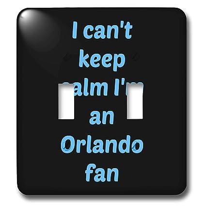 3drose Jacob Ariel Sport Quotes I Cant Keep Calm Im An Orlando Fan