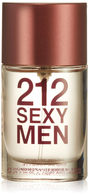 562d7bf25 Carolina Herrera 212 Sexy for Men Eau de Toilette - 30 ml  Amazon.co.uk   Beauty