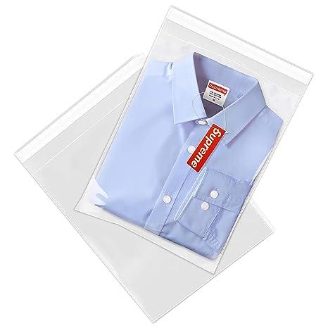Amazon.com: Cellophane - Bolsas de celofán para ropa (200 ...